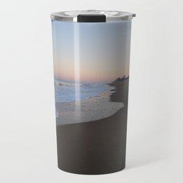 Virginia Beach Oceanfront Travel Mug