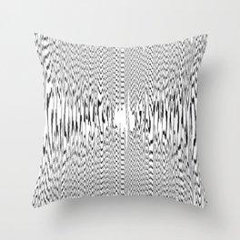 noisy pattern 03 Throw Pillow
