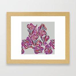 Leopard Love - 3 Framed Art Print