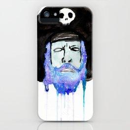 Space pirate! iPhone Case