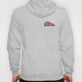 accident of two cars Hoody