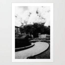 Historic Austin, Texas No.1 Art Print