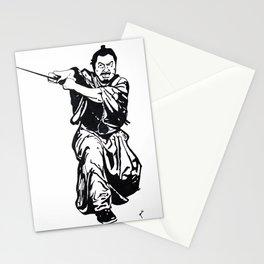 Toshiro Mifune//Yojimbo Stationery Cards
