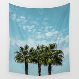 Good vibes. Landscape Wall Tapestry