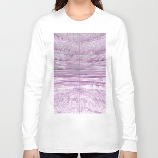 Abstract 249 Long Sleeve T-shirt