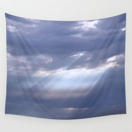 Bless Us O Lord Wall Tapestry