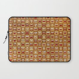 Hipsters Laptop Sleeve