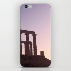 Temple of Poseidon II iPhone & iPod Skin