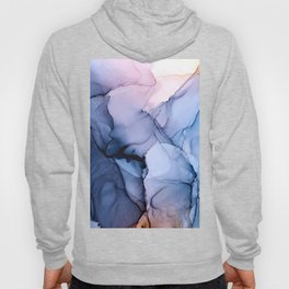 Captivating 1 - Alcohol Ink Painting Hoody
