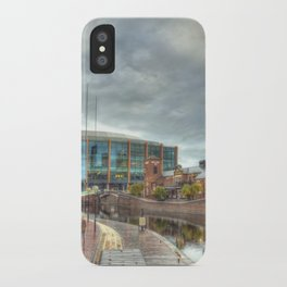 Barclaycard Arena and the Malt House Pub iPhone Case