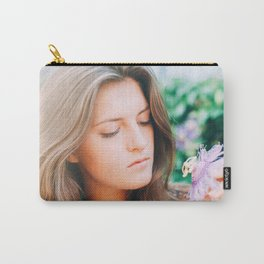 Flower photography by Seth Doyle Carry-All Pouch
