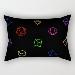 DnDie Rectangular Pillow