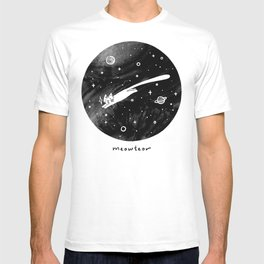 Meowteor T-shirt