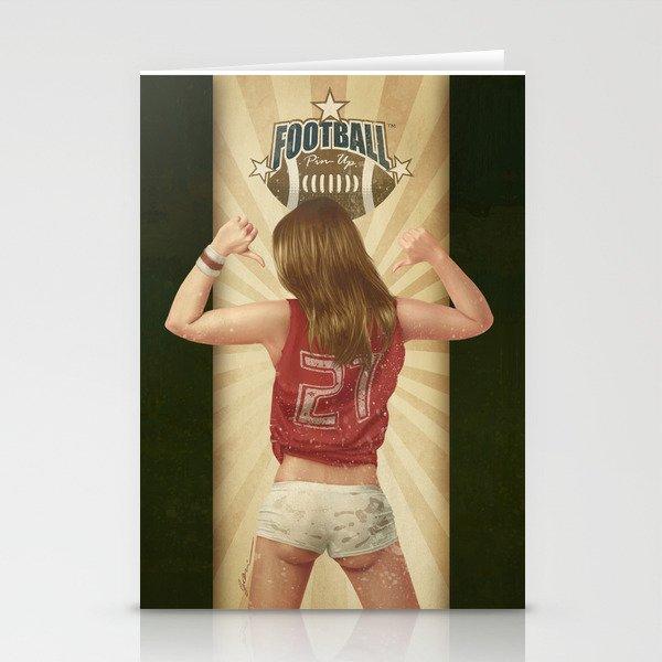 VINTAGE GIRLS - Footnall Stationery Cards