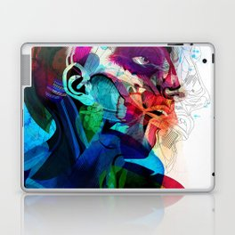 Anatomy Gautier v2 Laptop & iPad Skin