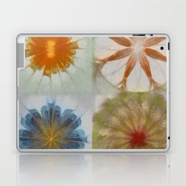 Fulvous Certainty Flowers  ID:16165-113635-96480 Laptop & iPad Skin