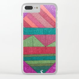 Peaked Clear iPhone Case