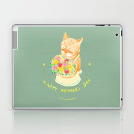 Happy Meowther's Day Laptop & iPad Skin
