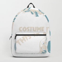 I'm really a ghost - Halloween costume Backpack