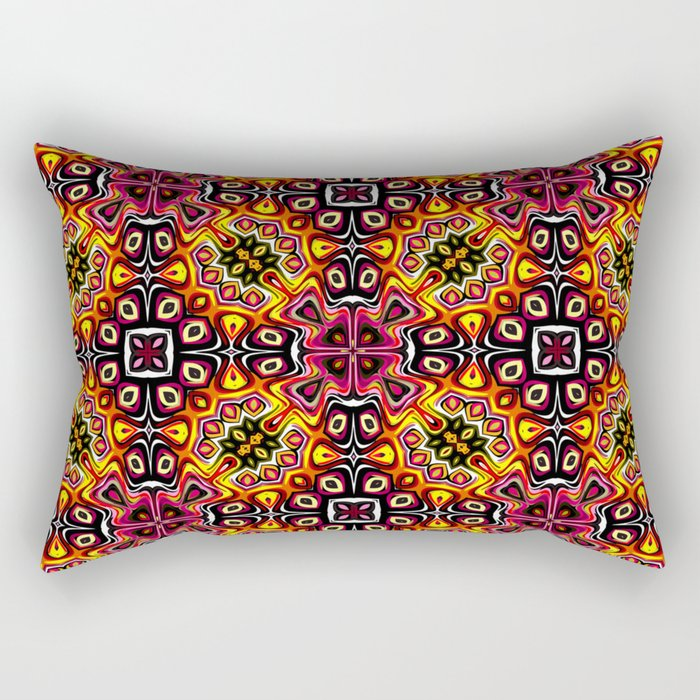 African Dream One Rectangular Pillow