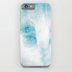 White Cat Slim Case iPhone 6s