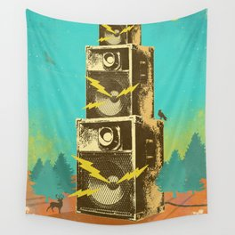NATURE SOUNDS Wall Tapestry