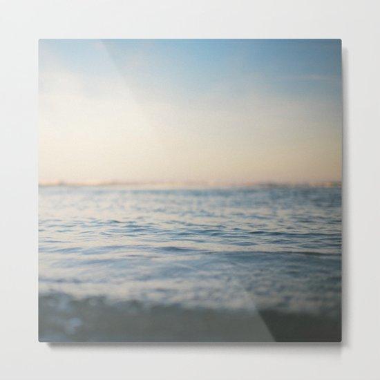 Sinking in Thin Air Metal Print