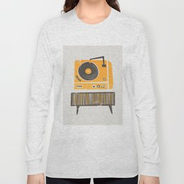 Vinyl Deck Long Sleeve T-shirt