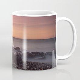 Dawn at Bracelet Bay Coffee Mug