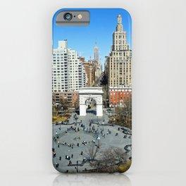 Washington Square Park, NYC iPhone Case