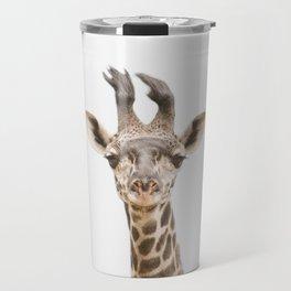 Baby Giraffe Travel Mug
