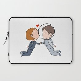 Space Nerds in Love Laptop Sleeve