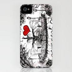 I love Savannah Ga Slim Case iPhone (4, 4s)