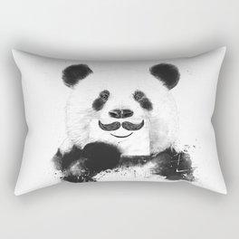 Funny panda Rectangular Pillow