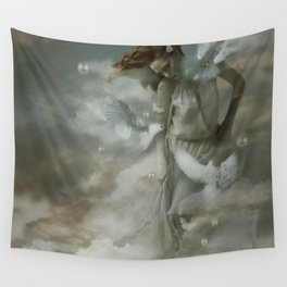 The sound of dreams Wall Tapestry