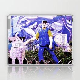 mail man. Laptop & iPad Skin
