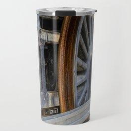 Locomotion wheels Travel Mug