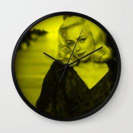 Keeley Hawes Wall Clock