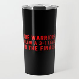 The Warriors Travel Mug