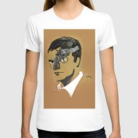 quentin tarantino T-shirts featuring Quentin by Gabby Grife | GuinArt