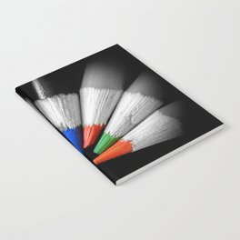 Colour Your Walls Notebook