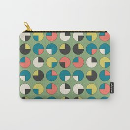 Pie Green Carry-All Pouch