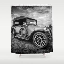 Iris Tourer 1912 Shower Curtain