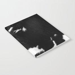 Rustic Cowhide Notebook