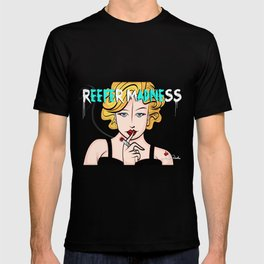 Reefer Madness by Art In The Garage T-shirt