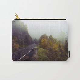An Accidental Collision of Two Memories at Once Carry-All Pouch