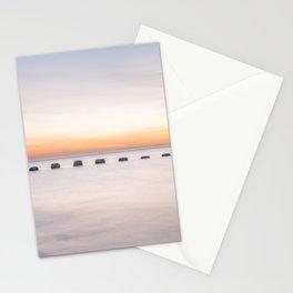 Dusk Sea Stationery Cards