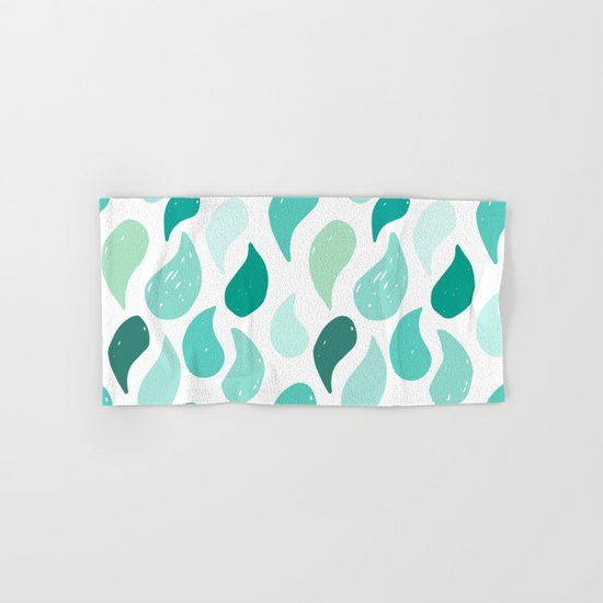 Ocean drops  Hand & Bath Towel