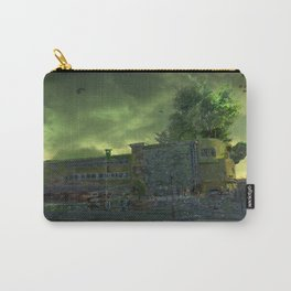 Post Apocalyptic Royton NHS Doctors Building Carry-All Pouch