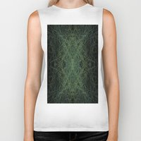 trippy Biker Tanks featuring Trippy by writingoverashes
